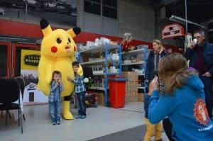 kinderen-foto-pikachu