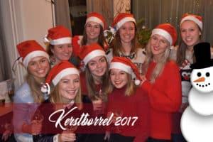 Kerstborrel Team4Events